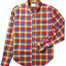 Band of Outsiders - Buffalo Check Shirt