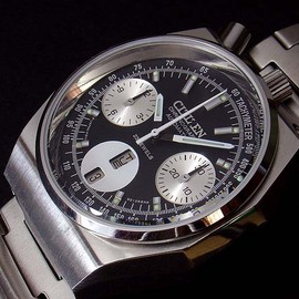 CITIZEN - CHRONOGRAPH CHALLENGE TIMER Cal.8110A
