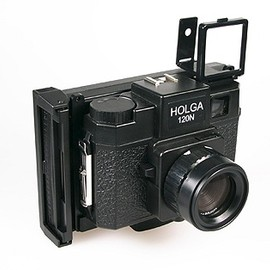 Polaroid - Instant Film Back for Holga Camera