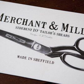 merchant & mills - Tailor's Shears
