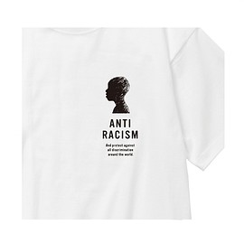 "POET MEETS DUBWISE - ""ANTI RACISM"" Donation T Shirt"