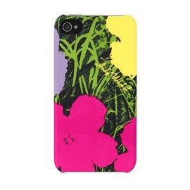 Incase - Andy Warhol Collection iPhone 4 Case (Flowers)