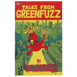 Tales From The Green Fuzz issue #3