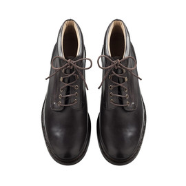 A.P.C. - APC Ankle-high hook derbies