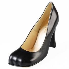 Vivienne Westwood - Animal Toe Court Shoe Black