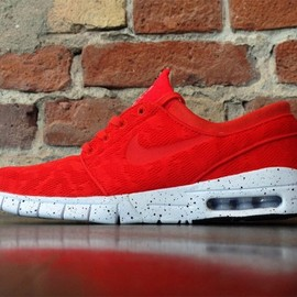 "Nike - Stefan Janoski Max ""Light Crimson"""