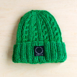 山と道 - YAK Wool Knit Cap