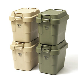 GORDON MILLER - STACKING TRUNK CARGO 22L(OLIVE DRAB,COYOTE)