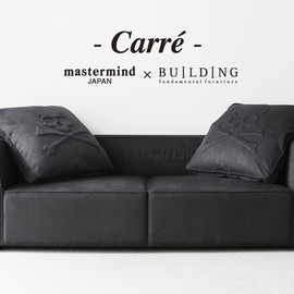 mastermind JAPAN, BUILDING - Carre Chill Out Sofa