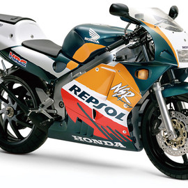 Honda - NSR250R SP (MC28) : Repsol