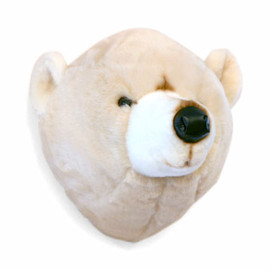 Kino - Animal head (Polar bear)