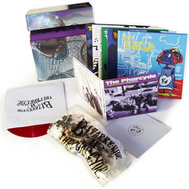 "PHARCYDE - PHARCYDE ""BIZARRE RIDE"": 7 INCH BOX SET + 2X CD"