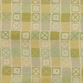 Eames - Crosspatch pattern texile