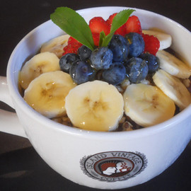 ISLAND VINTAGE COFFEE - acai bowl