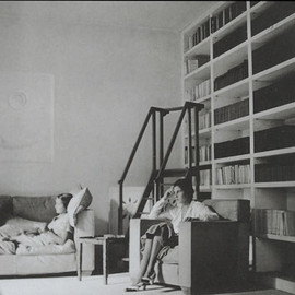Jean-Michel Franck - Librairy, Paris apartment (1930's)