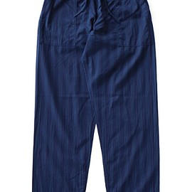 PHINGERIN - Night Pants JP (navy stripe)