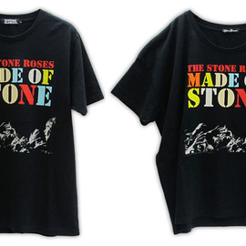 HYSTERIC GLAMOUR - T-shirt, THE STONE ROSES; MADE OF STONE