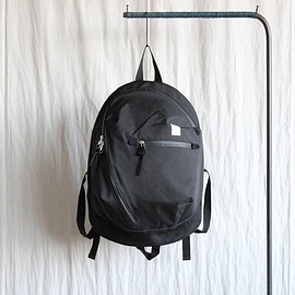 kiruna - P-BAG Ⅲ #black2/retrotex nylon