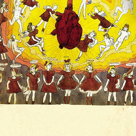 Henry Darger - In the Realms of the Unreal  ポスター