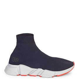BALENCIAGA - Knitted Speed Trainer Sneaker