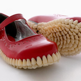 Fantich & Young - Teeth soles shoes