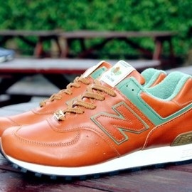 New Balance - 576 Pub Pack The Royal Oak
