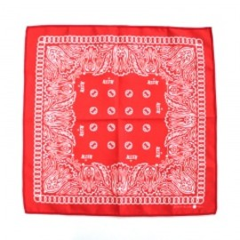 P01 - P01 | bankerchief 【COLOR : C-RED】