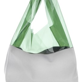 JIL SANDER - Half Sheer Bag