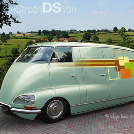 Citroen - DS Van