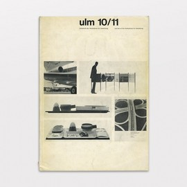 "Hochschule für Gestaltung - ""Ulm 10/11"", Journal of the Ulm School for Design"