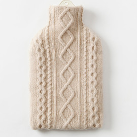 MARGARET HOWELL - HOT WATER BOTTLE CASE  NATURAL