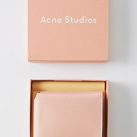Acne Studios - Fold Wallet powder pink