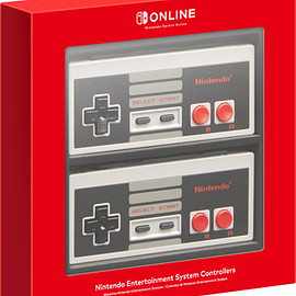 Nintendo, 任天堂 - Nintendo Entertainment System Controllers