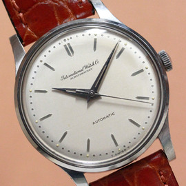 International Watch Co. - Automatic Round SS case Cal.853 1960'S