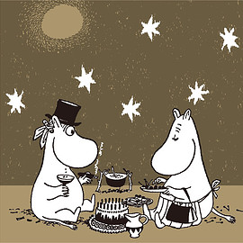 VARIOUS - -Joy with Moomin-  Music for Classical Christmas
