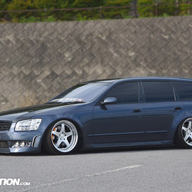NISSAN - Stagea From Across The Pond.