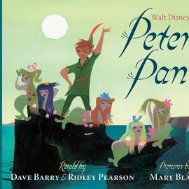 Mary Blair - Walt Disney's Peter Pan
