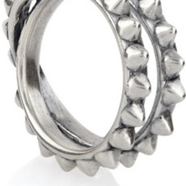 Tom Binns - spiked ring