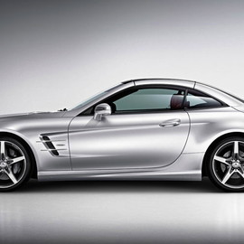 MERCEDES-BENZ - SL500 2012model
