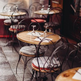 France - Paris Cafe