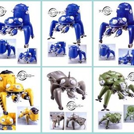 攻殻機動隊 - TACHIKOMA COLLECTION