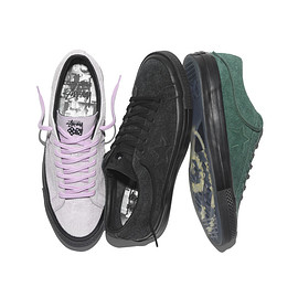 Converse × Stussy - Converse One Star '74 x Stussy