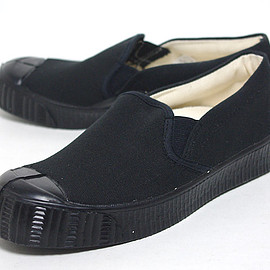 CEBO - Slip-On Black