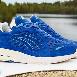 "ASICS - アシックスタイガーは、SneakersnstuffとのコラボモデルGT-Cool Xpress ""A day at the Beach""を発売"