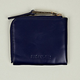 JIL SANDER - Wallet in Blue