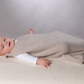 LANA care - organic wool soft sleeper
