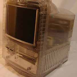 Apple Computer - Transparent Color Classic