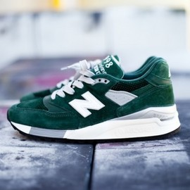 New Balance - M998BB 'Hunter Green'