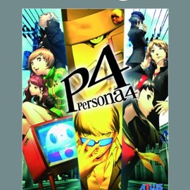 ATLUS - Persona4 PlayStation 2 the Best