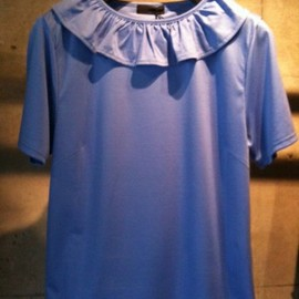 G.V.G.V. - CLOWN COLLAR JERSEY TOP